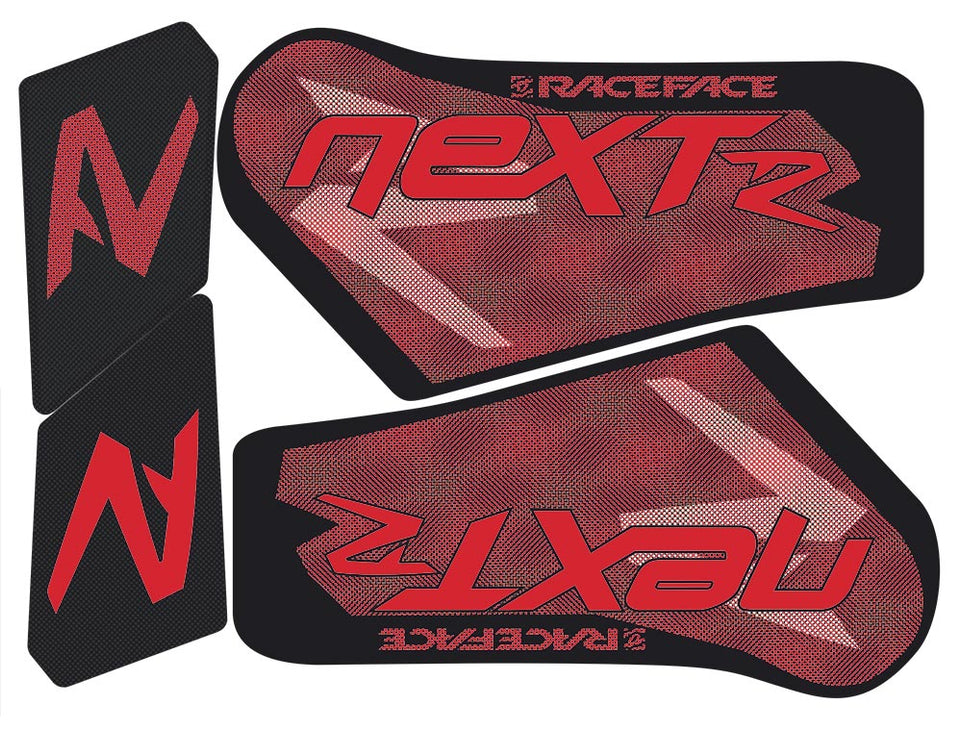 Next R Crank Decal Kit - Matte Finish - 2020