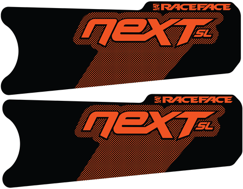 Next SL G4 Crank Decal Kit