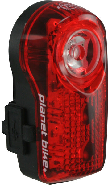 Superflash USB Tail Light