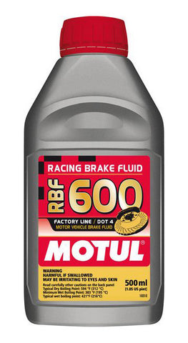 RBF 600 DOT 4 Brake Fluid