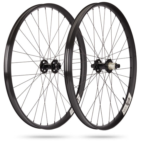 "S35 29"" Logo Alloy  Boost Wheelset"