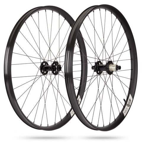 "S35 27.5"" Logo Alloy Boost Wheelset"
