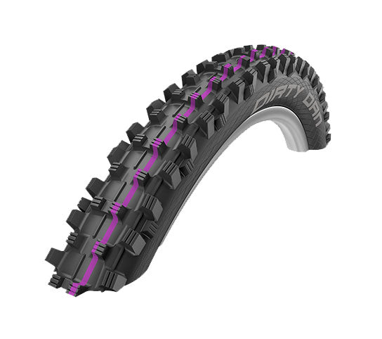 "Dirty Dan 27.5""x2.35"" Addix Tire"