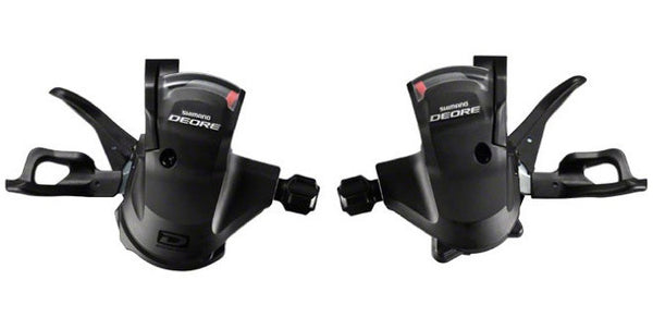 Deore M610 2/3x10sp Shifter Set