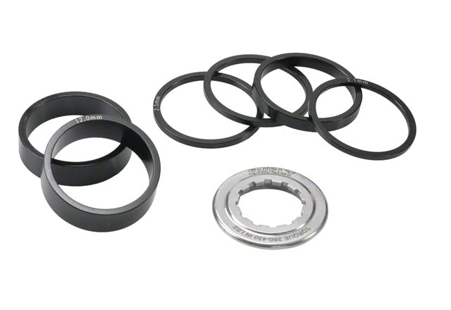 Single-Speed Spacer Kit with Lockring