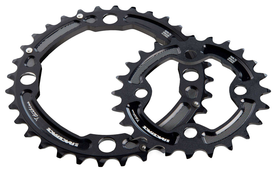 Turbine Chainrings 10sp 26/38t