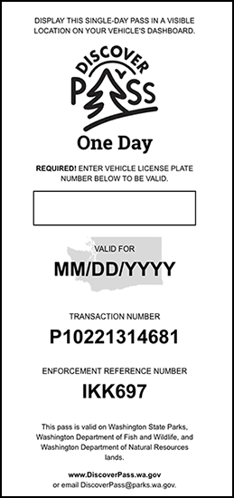 One Day Discover Pass