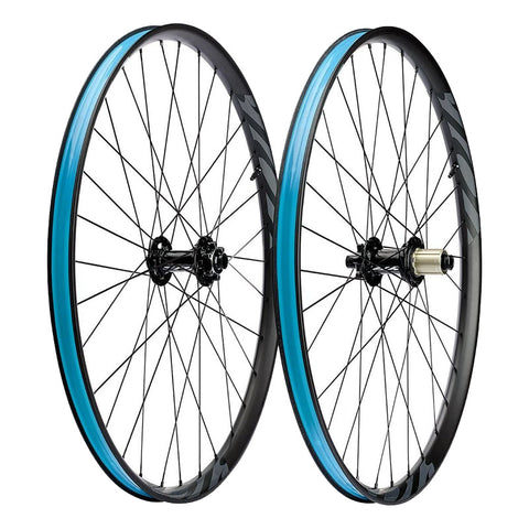 "S28 29"" Carbon Logo Wheelset"