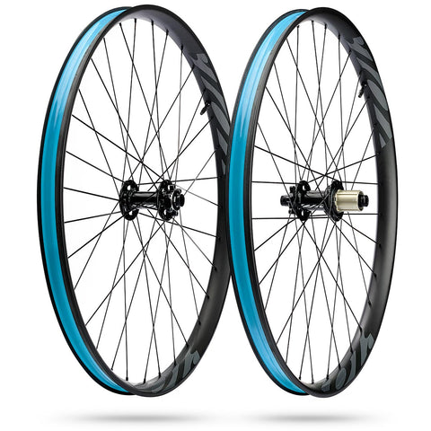 S35 27.5 Logo Carbon Boost Wheelset