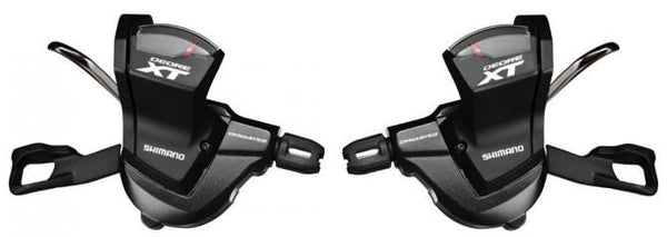 XT M8000 11sp Shifter Set