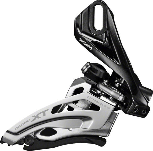 XT M8020 2x11 Side-Swing Direct Mount Front Pull Front Derailleur
