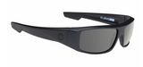 Logan Spy Sunglasses - Polarized Soft Matte Black