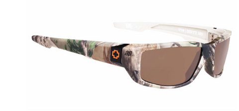 Dirty Mo Spy Sunglasses - Camo
