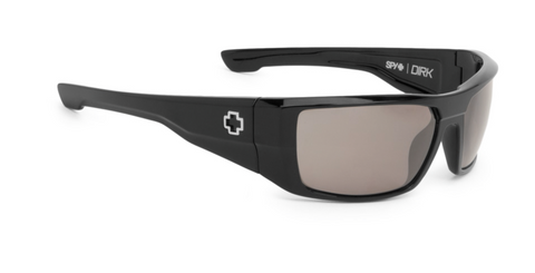 Dirk Spy Sunglasses - Black Polarized