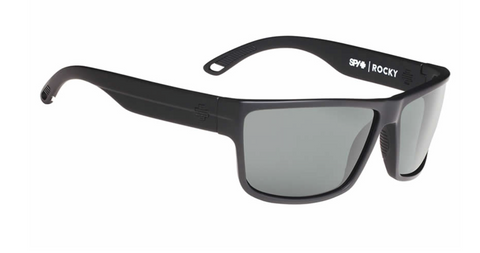 Rocky Spy Sunglasses - Polarized Black