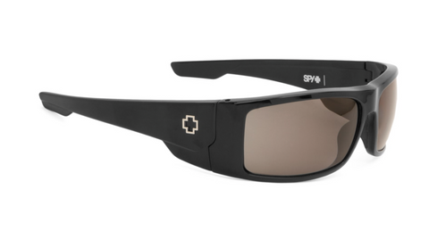 Konvoy Spy Sunglasses - Polarized - Black