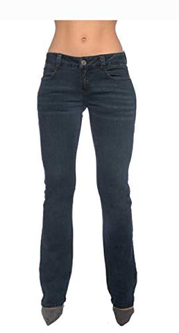 Rubberband Stretch Women's Bootcut Jeans (Sarina/Mood) Size 28 (US7/8)