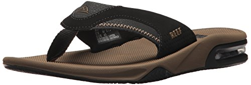 Reef Men's Fanning Sandal Tobacco 7 M US