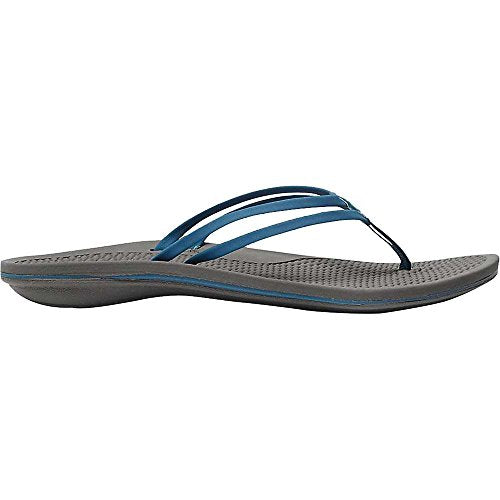 OLUKAI Unahi Sandal - Women's Scuba/Dark Shadow 6