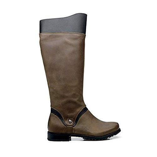 OLUKAI Makawao Boot - Women's Seal Brown/Black 7