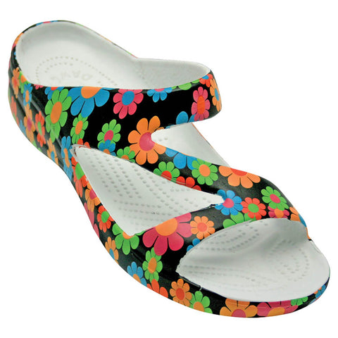 DAWGS Women's Loudmouth Z Sandals - Magic Bus