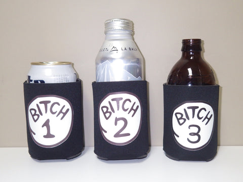 Bitch Koozies - Black