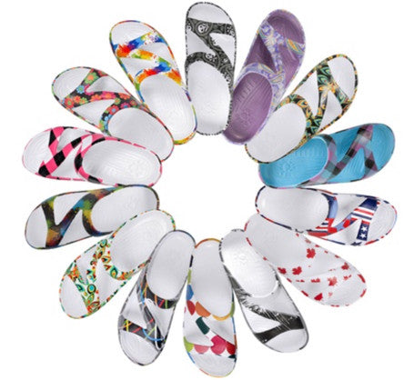 Dawgs Women's Original Loudmouth Z-Sandals