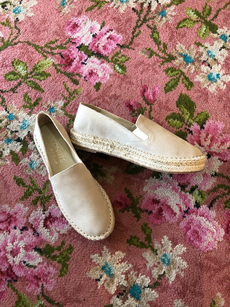 Peaches Beige Slip On