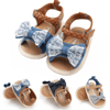Baby Girl Sandals Soft Sole Sandals Baby Pre Walker Shoes Sandals & Clogs Fantasy Town