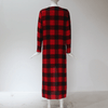 Buffalo Plaid Cardigan Long Open Front Sweaters Cardigans Daisy Dress For Less