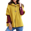 Cardigan With Hoodie Short Sleeve Cable Knit Sweater Cardigans&Shrugs Daisy Dress For Less