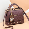 Crossbody Bags For Women Leather Studded Bags Top-Handle Bags Daisy Dress For Less