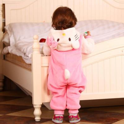 Cute Overall 3D Toddler Animal Costumes Baby Bodysuits & One-Pieces Kids Now Apparel