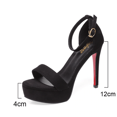 Heeled Sandals For Women Platform High Heel Sandals High Heels Daisy Dress For Less