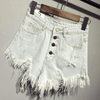 High Waisted Denim Shorts Ripped Summer Shorts Shorts Daisy Dress For Less