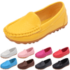 Kids Slip On Shoes Toddler Leather Loafers Shoes Kids Now Apparel