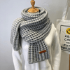 Knitted Scarf For Women Thick Sweaters For Winter Women's Scarves Daisy Dress For Less
