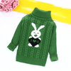 Knitted Turtleneck Sweater Kids Christmas Sweater Sweaters Kids Now Apparel