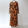 Long Sleeve Chiffon Dresses Button Up Floral Dress Dresses Daisy Dress For Less