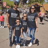 Matching T Shirt For Family Letter Print Shirt Matching Family Outfits Kids Now Apparel