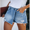 Ripped Jean Shorts For Women Denim Short Skirt Shorts Daisy Dress For Less