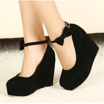 Sexy Buckle Strap High Heel Shoes Shoes Daisy Dress For Less