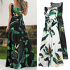 Summer Casual Maxi Dresses Floral Print Long Dress Dresses Daisy Dress For Less