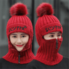 Thick Knit Beanie Winter Caps For Women Women's Skullies & Beanies Daisy Dress For Less