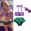 Toddler Girl Bathing Suits Baby Girl Swimwear Sets Swimsuits Kids Now Apparel