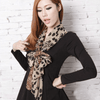 Vintage Beautiful Leopard Print Women Scarf Scarf Daisy Dress For Less