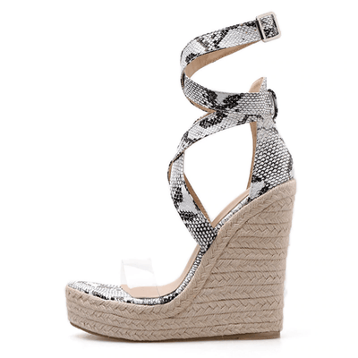 Wedges Espadrilles Sandals Criss Cross Wedge Sandals Wedges Daisy Dress For Less