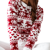 Women Knitted Sweater Christmas Pullover Top Pullovers Daisy Dress For Less