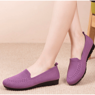 Women Slip On Loafers Breathable Mesh Shoes Women's Shoes Daisy Dress For Less