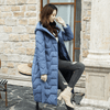 womens long puffer coat hooded winter jackets Parkas Daisy Dress For Less